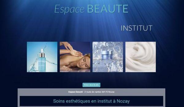 Institut espace beauté Nozay (44)