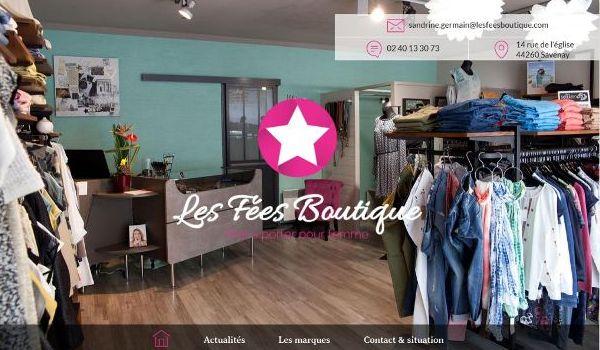 Les Fées boutique Savenay (44)