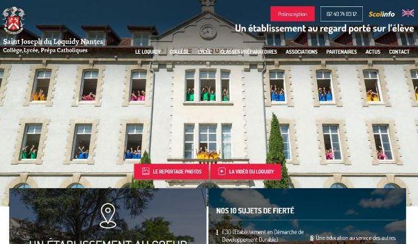 Lycée Loquidy Nantes (44)