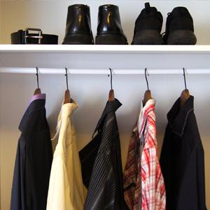 Tri d'armoire - Relooking - Conseil en image