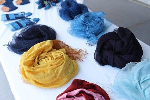 Beauté mode conseils: Le foulard