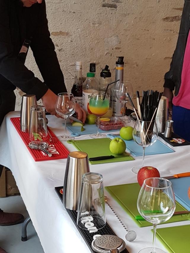 Atelier cocktail PrestaCocktails