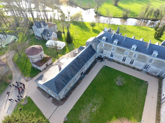 Chateau du Coing 2