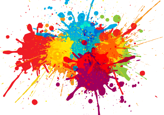Tâches de couleurs